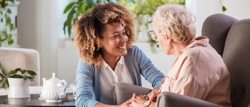 Dienstverlening zorg en welzijn