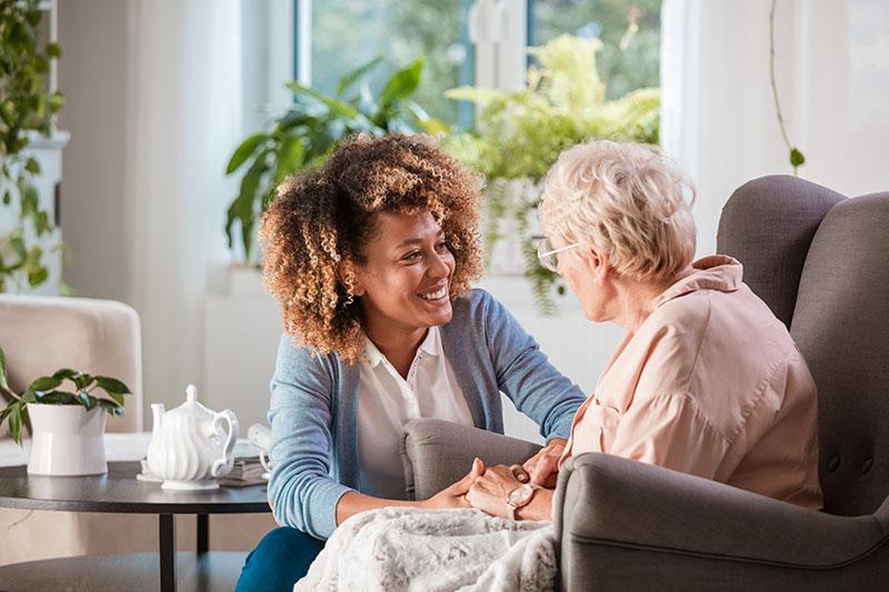 Dienstverlener zorg en welzijn