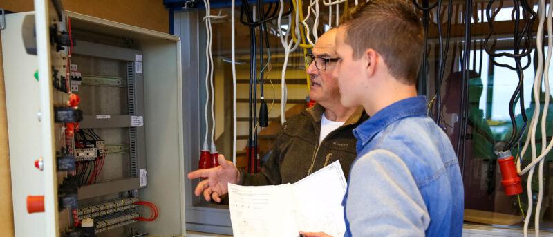 Eerste monteur service en onderhoud elektrotechniek en instrumentatie