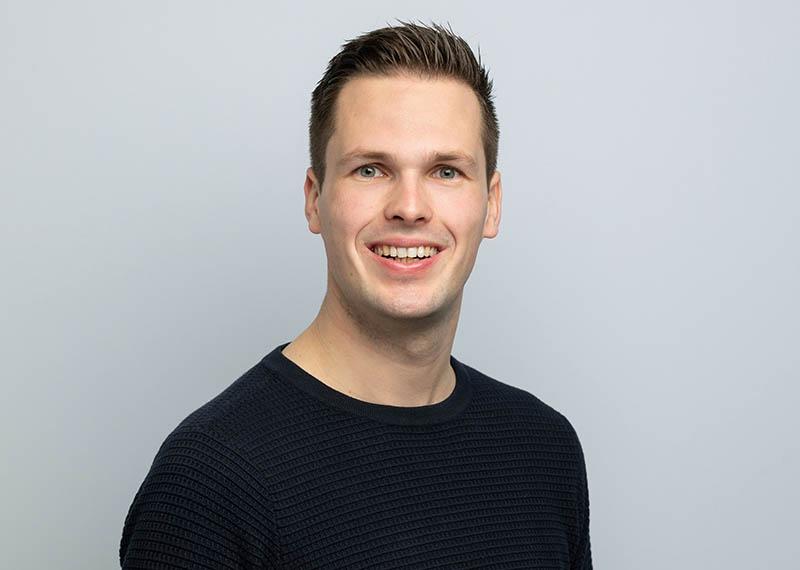 Neem contact op met Martijn van der Linden