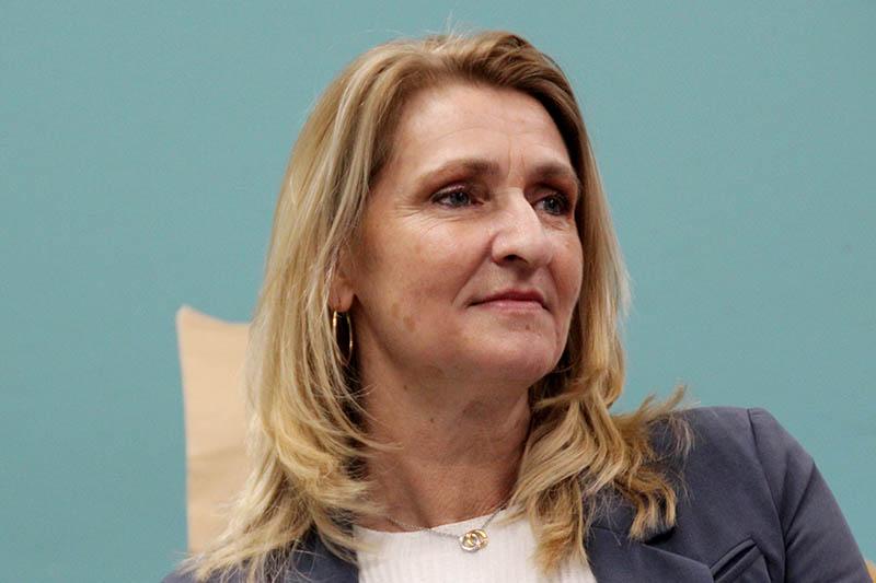 Ingrid van den Berg, Manager Vitalis