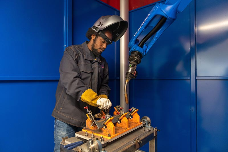 International Robot Welding (IRW)